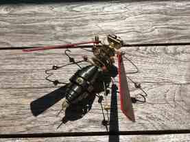 Steampunk Wasp 2