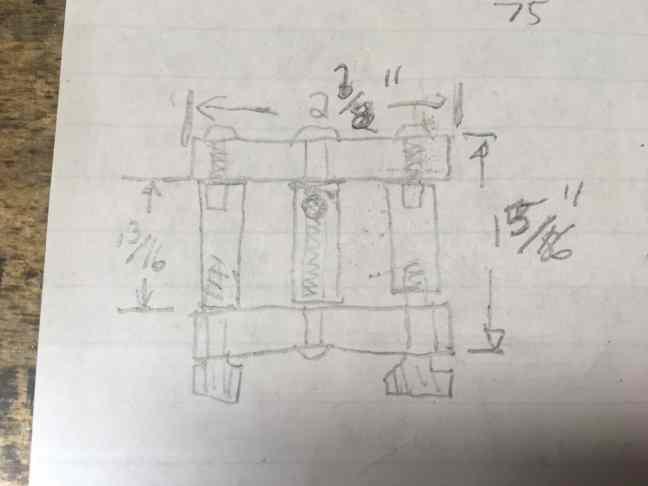 11 Hip frame plans