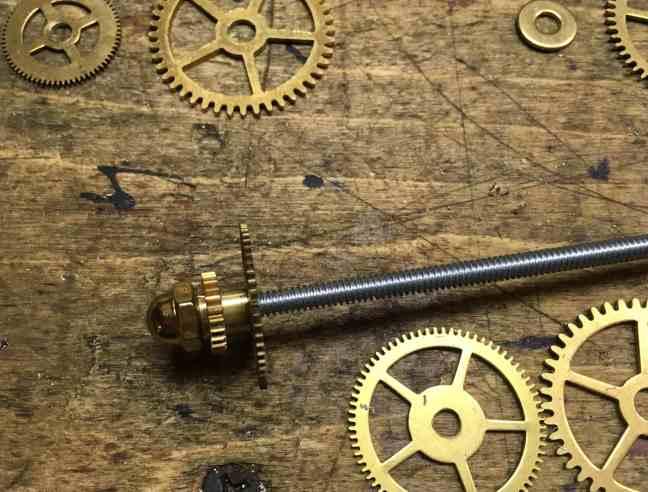 17 Gears on shaft 1