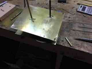 Orrery Plates Drilled 2