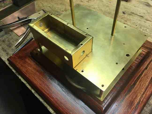 Orrery Electrical Box 7