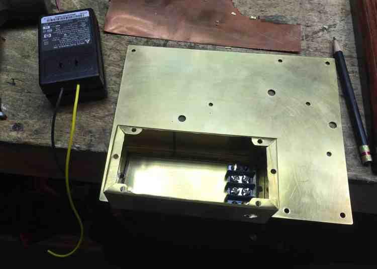 Orrery Electrical Box 8