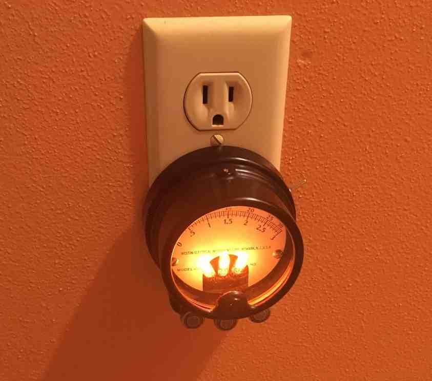 Teslapunk Night Light