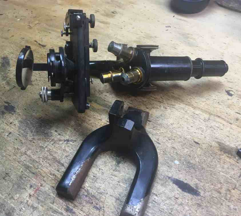 Broken Microscope