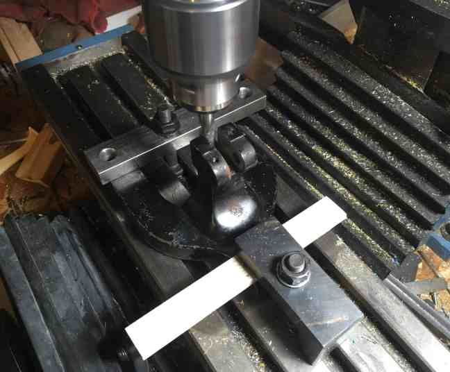 Machining replacement base