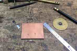 21 Lamp mouting plate 1