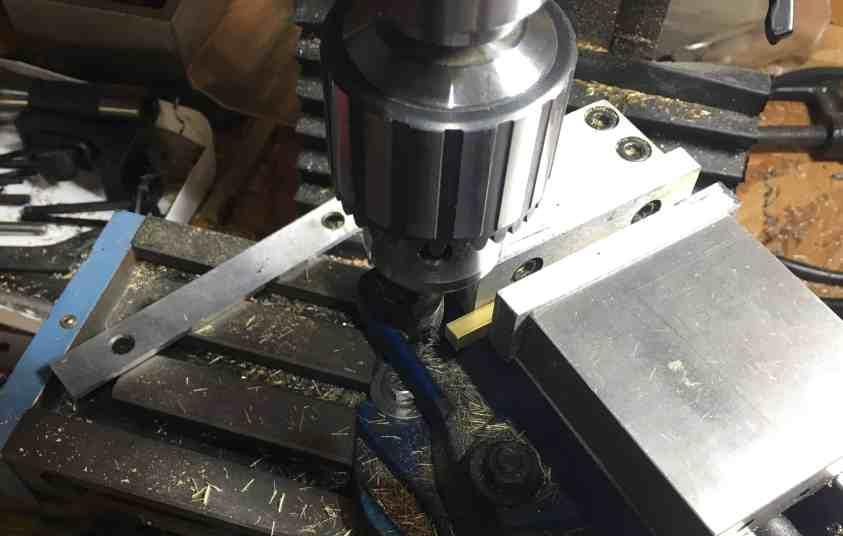 63 Cutting Brass