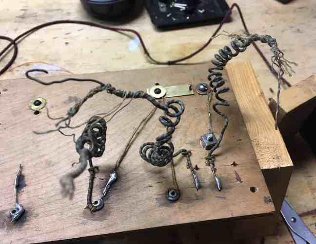 37 Wires start