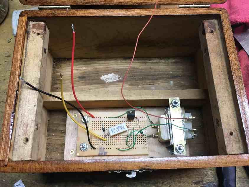 76 PCB in box