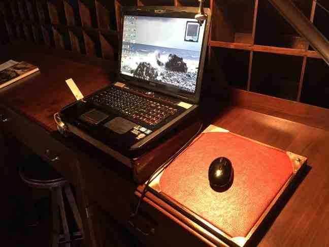 Steampunk Computer Station 1