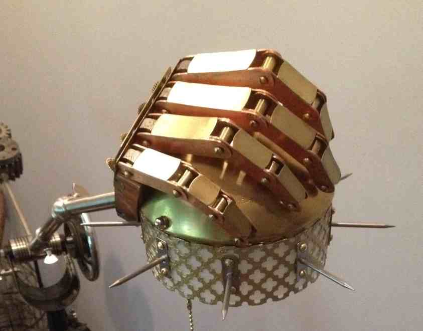 15 New Steampunk Hand Lamp