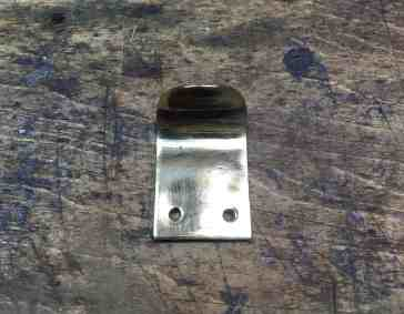 8j Door handle polished 1