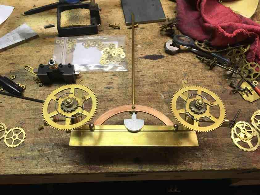 43c deco gears rear mounted