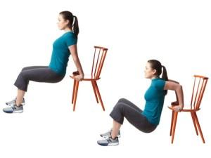 chair dip