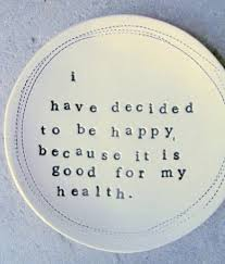 happy healthy plate