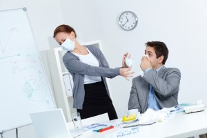 workplace illness