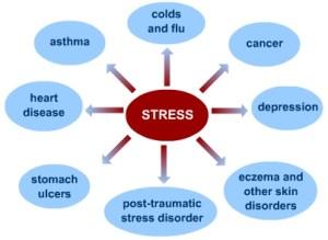 stress health effx