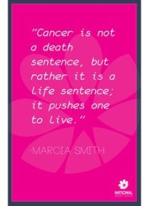 breast cancer myth death sentence