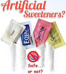 artificial-sweetener safety