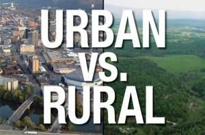 urbanvsrural