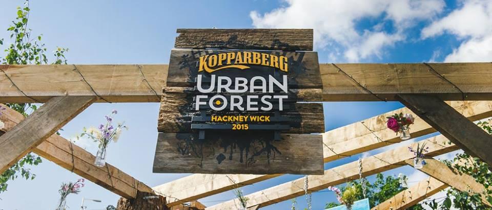 kopparberg urban forest