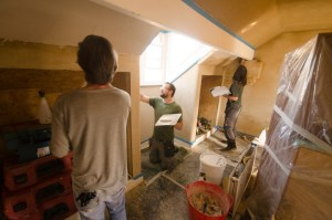 clay plastering workshop