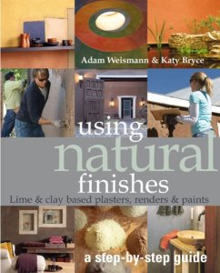 natural finishes book