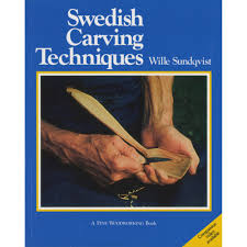 swedish carving techniques book