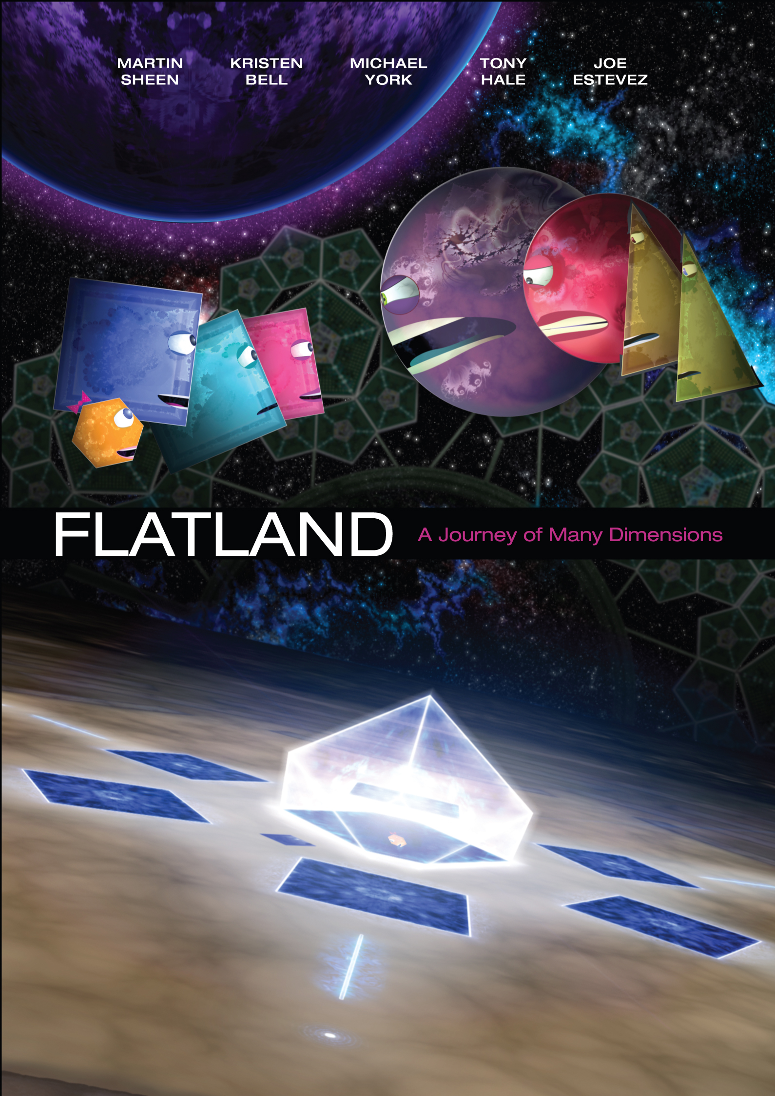 Flatland The Movie Directed By Jeffrey Travis