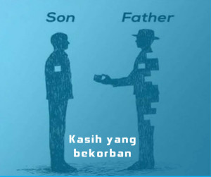 dad to son