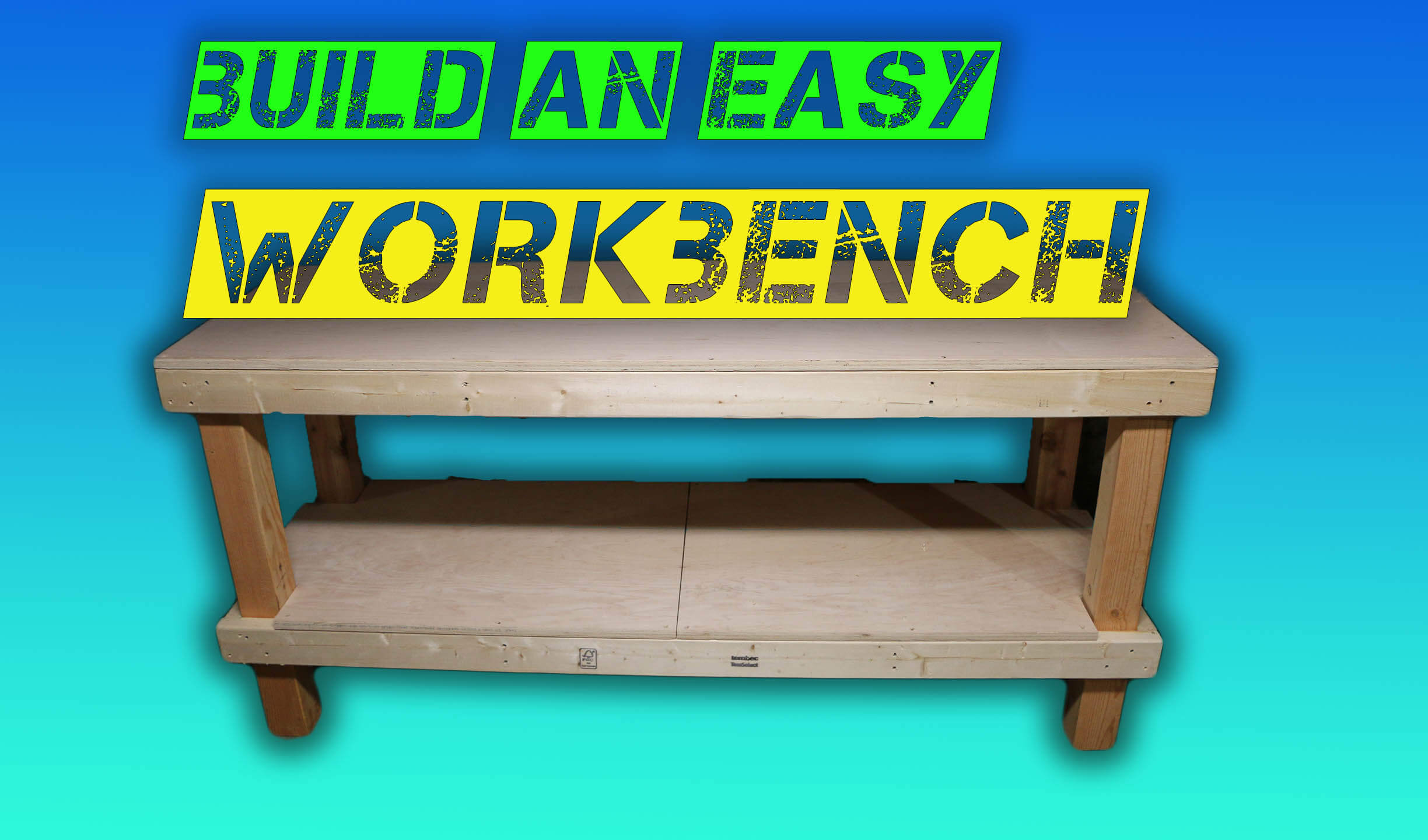 How to build an easy workbench