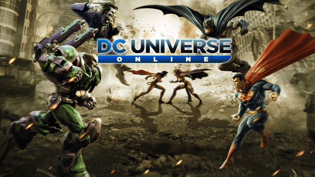 DC Universe Online - Sony Online Entertainment