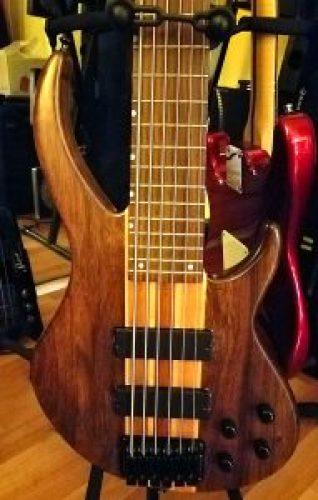 Peavey Grind 6-string bass guitar