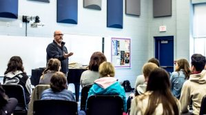 suicide prevention workshop with jeff