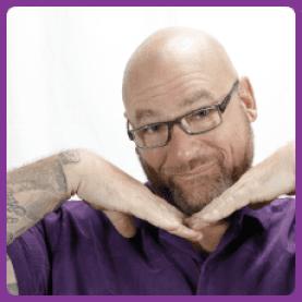 Jeff Yalden - Pose