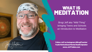 FREE Meditation Course for Teens and Schools