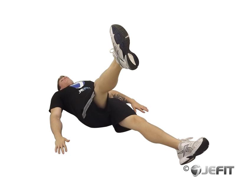 Scissor Kick Exercise Database Jefit Best Android