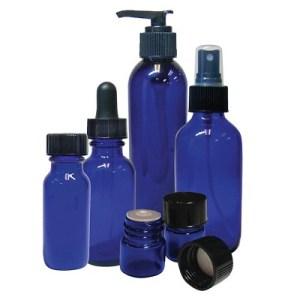 Aromatherapy Oil Bottle SpaRoom® Variety Pack