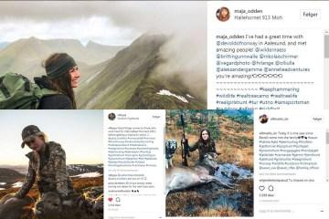 """""""På sosiale medier florerer det av unge selfie-jenter med store våpen"""" – Marius Torjusen – Bukkefall"""