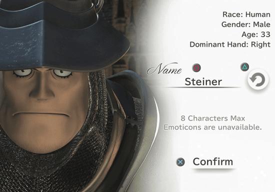 Final Fantasy IX - Steiner