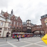 Paulsplatz em Frankfurt. Imagem: Erik Araújo