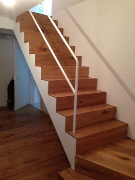 Renovation Treppe