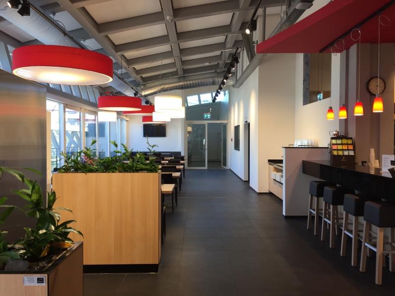 Umbau Restaurant Oase