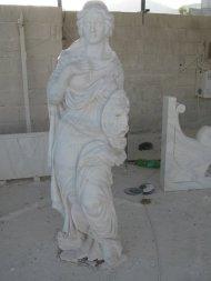 Goddess of theater