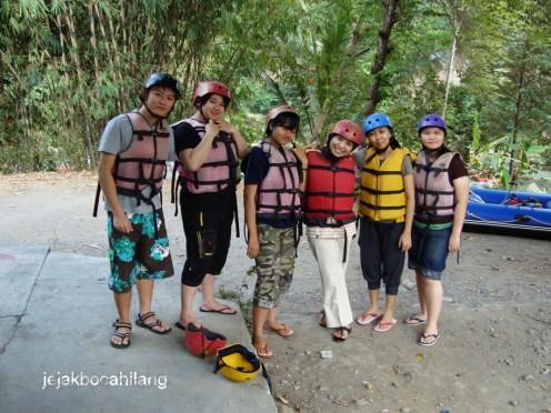 Rafting Sngai Elo