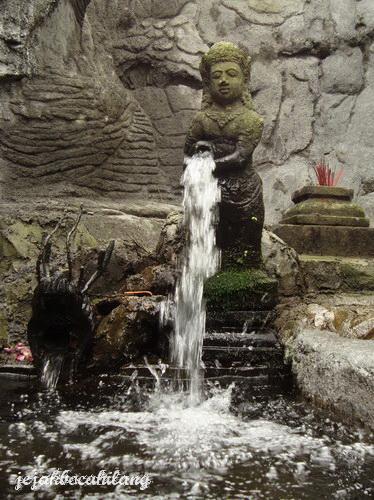 mata air di Sumberawan
