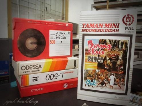 kaset VHS