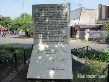 Monumen Pasar Nongko