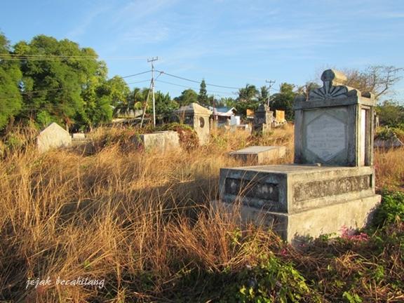sunset kerkhof