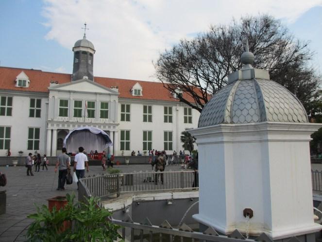 Stadhuis van Batavia